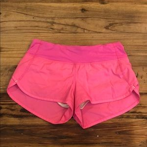Lululemon Run Shorts